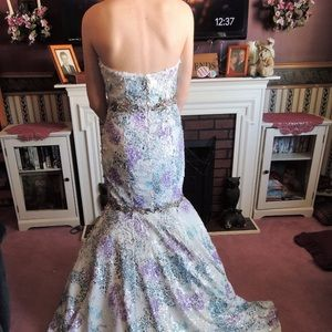 Tiffany Designs Dresses - Tiffany Gown